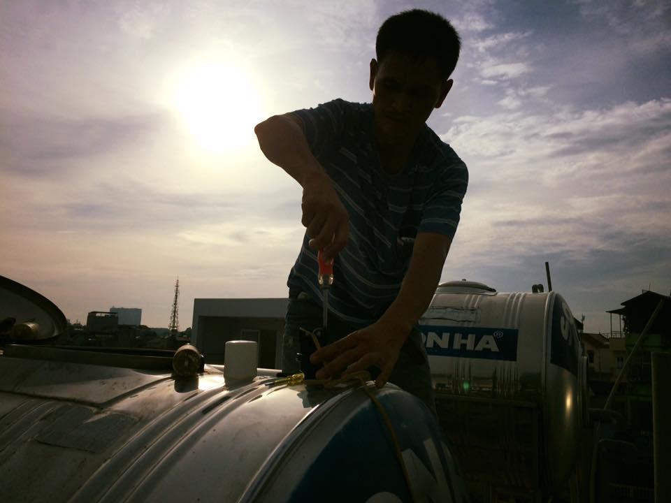 Thợ sửa chữa điện nước tại Dịch Vọng 0968030344