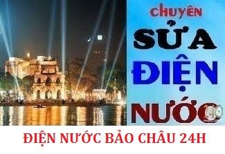 Điện nước Bảo Châu tại Hà Nội